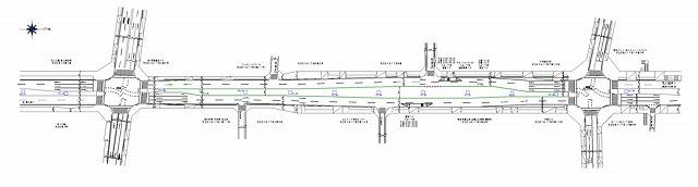 東京都 足立区実績のご案内。24条申請に必要な交通規制図、道路規制図作成はTPN。作業帯図作成から交通量調査、竣工図作成もお任せください。